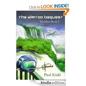 The Kimtoa Bequest (Travellers Book 3)