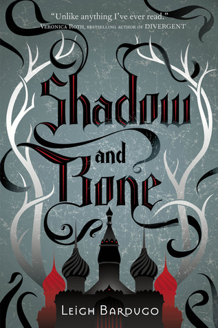 Image result for shadow and bone book cover