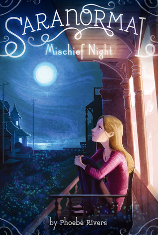 Mischief Night (Saranormal Book #3)