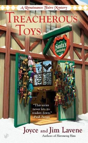 Treacherous Toys by Joyce Lavene