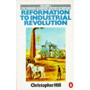 Reformation to industrial revolution by christopher hill 6348409 fandeluxe Images