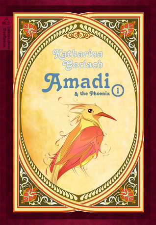 Amadi and the Phoenix (Amadi Trilogy Book 1)
