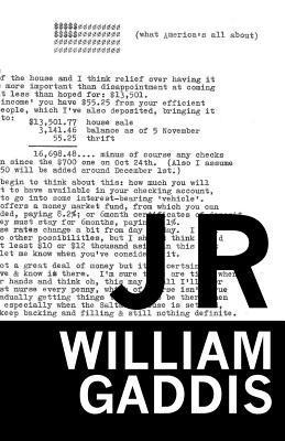 Ebook JR by William Gaddis read!
