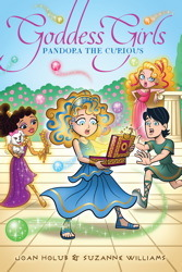 Pandora the Curious (Goddess Girls, #9)
