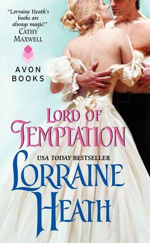 Lord of Temptation (The Lost Lords of Pembrook, #2)