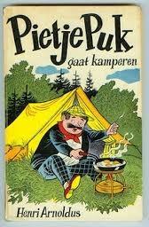 Pietje Puk gaat kamperen