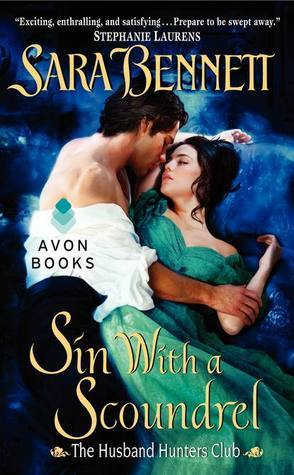 Sin With a Scoundrel(The Husband Hunters Club 4)