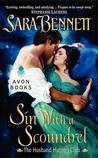 Sin With a Scoundrel by Sara Bennett