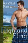 Highland Fling (Kilrigh Heat Series, #1)