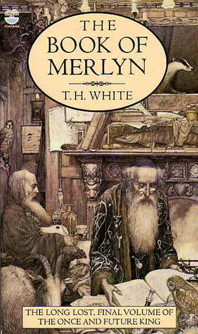an analysis of the concept of the book of merlyn and the once and future king by t h white The book of merlyn is an arthurian fantasy book by british writer t h white it is the conclusion of the once and future king, but it was published separately and posthumouslyplot summarythe book opens as king arthur prepares himself for his final battle merlyn reappears to complete arthur's education and discover the cause of wars.