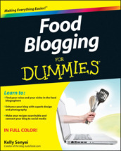 Food Blogging For Dummies Pdf