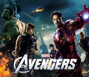 The Art of The Avengers