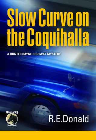 Slow Curve on the Coquihalla by R.E. Donald
