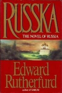 Russka by Edward Rutherfurd