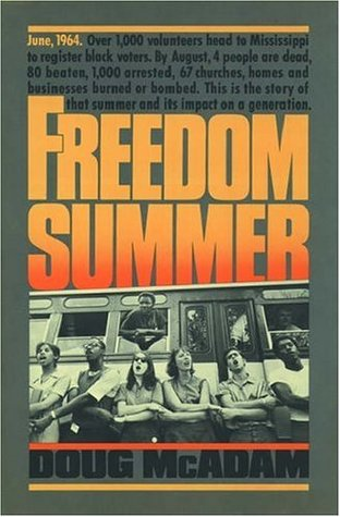 Freedom Summer by Doug McAdam
