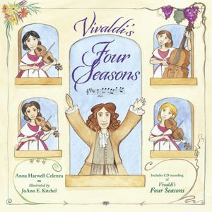 Vivaldi's Four Seasons [With CD (Audio)]