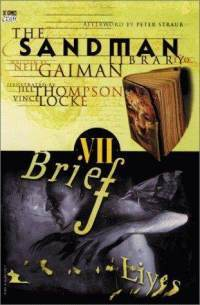 Brief Lives by Neil Gaiman