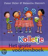 Kolletje het grote voorleesboek by Pieter Feller