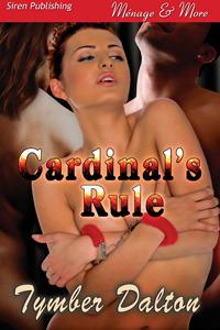 Cardinal's Rule (Suncoast Society, #3)