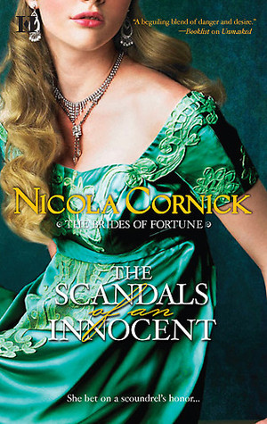 The Scandals of an Innocent by Nicola Cornick