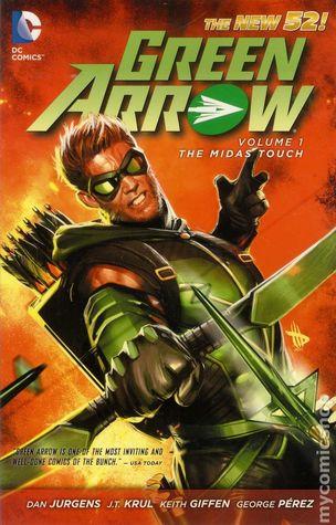 Green Arrow, Volume 1: The Midas Touch