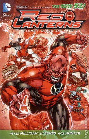 Red Lanterns, Volume 1 by Peter Milligan