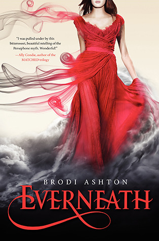 Image result for everneath goodreads