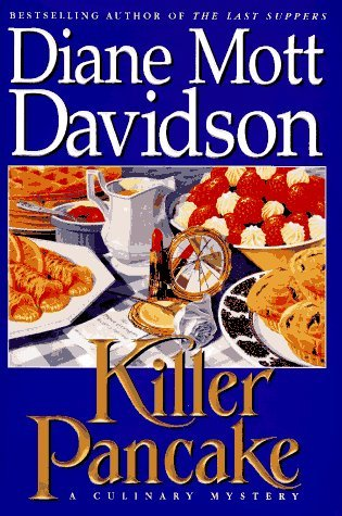 Killer Pancake (A Goldy Bear Culinary Mystery, #5)