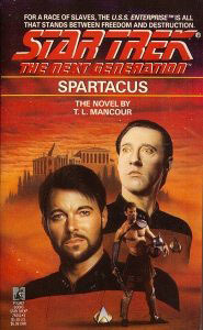 Spartacus by Terry Mancour