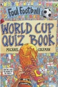 World Cup Quiz Book