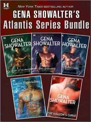 gena showalter books in reading order