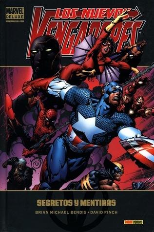 Ebook Los Nuevos Vengadores #3: Secretos y mentiras by Brian Michael Bendis TXT!
