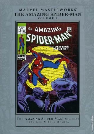 Marvel Masterworks: The Amazing Spider-Man, Vol. 8