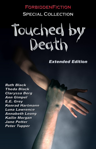 Touched by Death by D.M. Atkins