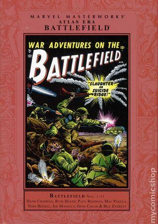 Marvel Masterworks: Atlas Era Battlefield, Vol. 1 (Marvel Masterworks: Atlas Era)