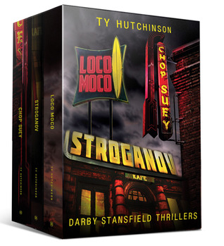 Darby Stansfield Thriller Series by Ty Hutchinson