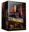 Darby Stansfield Thriller Series (Books 1-3 & Bonus Novella)