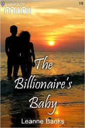 The Billionaire's Baby (Harlequin Mini, #19)