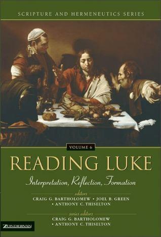 Reading Luke by Max Turner
