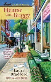 Hearse and Buggy (An Amish Mystery, #1)