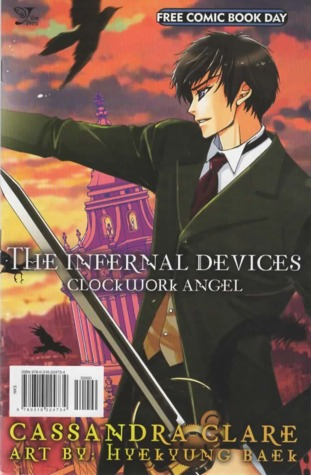 Clockwork Angel Manga Taster