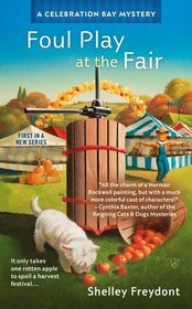 Foul Play at the Fair (Celebration Bay, #1)