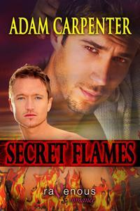 Secret Flames (White Pine Firefighters #1)