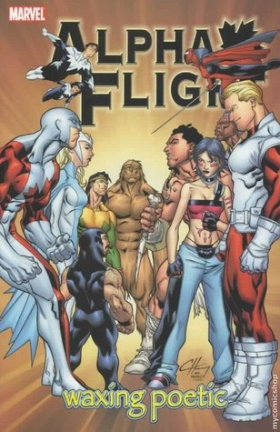 Alpha Flight, Vol. 2: Waxing Poetic