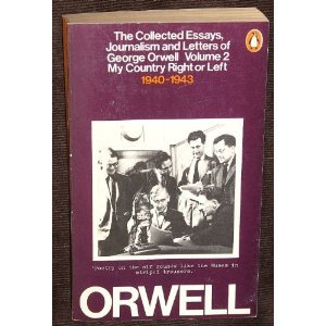 a biography of george orwell a journalist and writer of autobiographical narratives