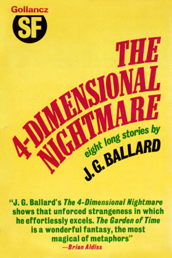 The 4-Dimensional Nightmare by J.G. Ballard