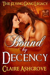 Bound By Decency by Claire Ashgrove