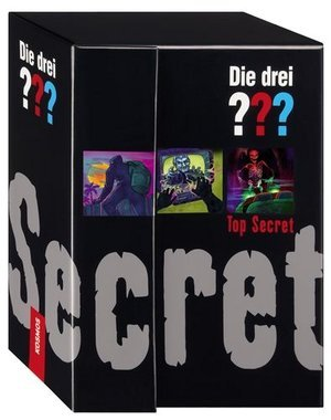 Die drei ???. Top Secret Edition