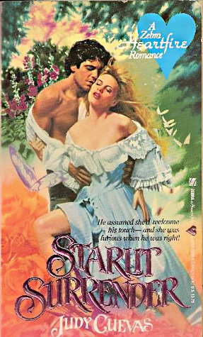 Starlit Surrender by Judith Ivory