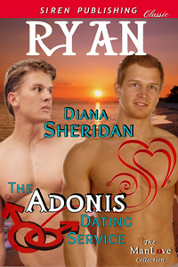 the adonis dating service ryan siren publishing classic manlove sheridan diana
